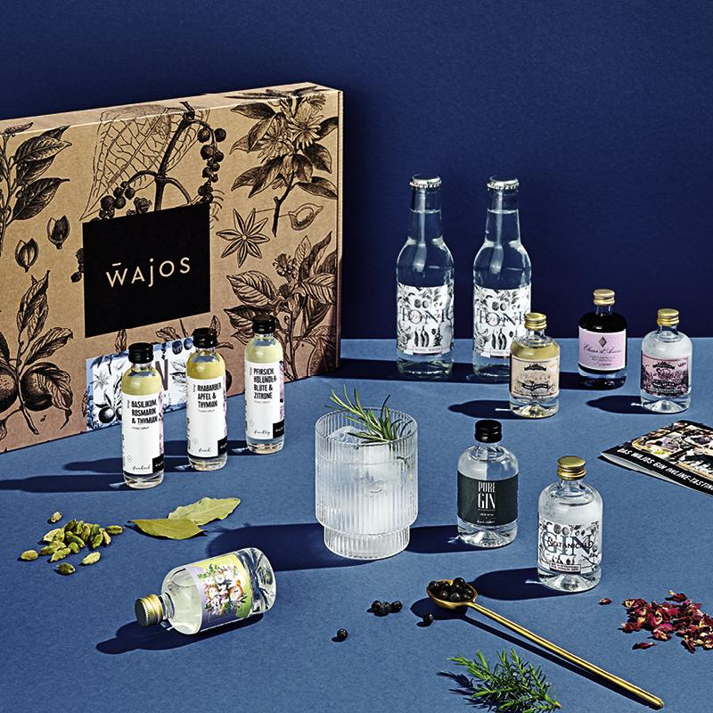 Gin Tasting Trier